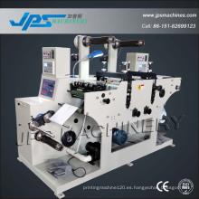 Jps-320c-Tr de doble estación de precio de rodillo de etiquetas de corte y cortar la máquina de corte