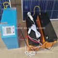 Prix usine bon marché système solaire 60kw avec charge de téléphone