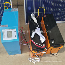Sistema solar del precio bajo de fábrica 60kw del precio con la carga del teléfono