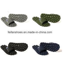 Nouveaux pantoufles d'hommes de style, sandales d'EVA d'été de bascule d'intérieur / plage