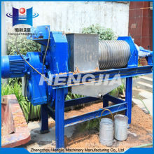 Deshidratador de prensa de tornillo de alta eficiencia uso amplio