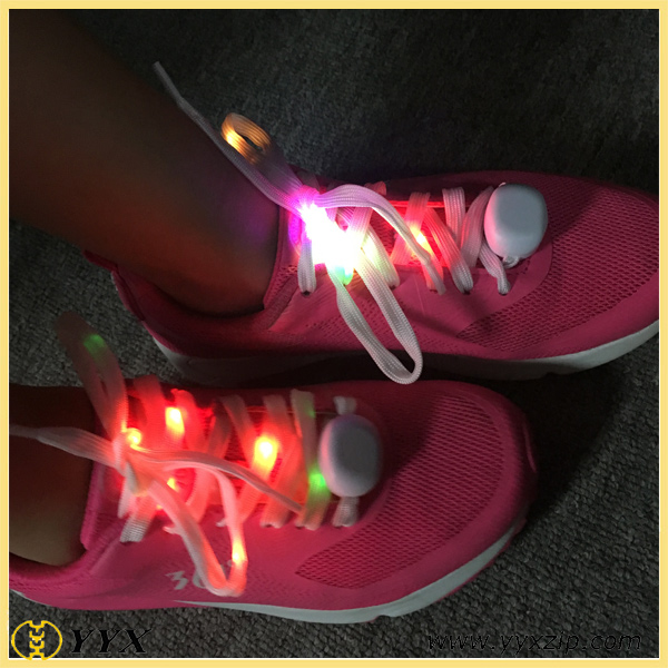 led lighted shoelaces