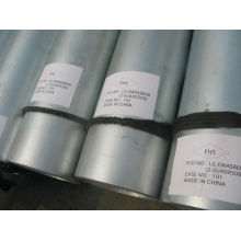 astm a53 ms seamless hot dipped galv pipes