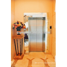 Standard stainless steel home lift