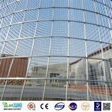 hot -dipped galvanized welded wire mesh for bird cage