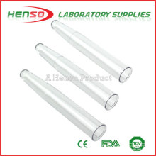 HENSO Plastic Test Tubes