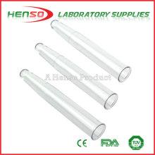 HENSO Plastic Test Tubes