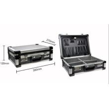 Caja de herramientas de aleación de aluminio personalizada de alto grado