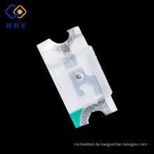 Oberflächenmontiertes 1206 SMD-Paket führte Infrarot 940nm für Optoelektronischen Schalter
