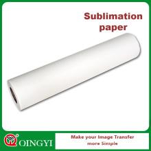Papel de transferência térmica de papel de impressão digital da sublimação
