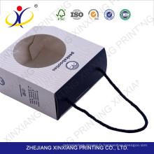 Qualité garantie prix correct emballage de boîte de PVC boîte claire