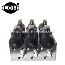 motor hydraulic system cast iron control valve ac hydraulic power units