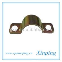 Custom precision metal stamping process for smart meter