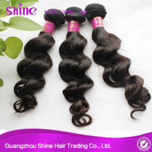 Top Grade Loose Wave Human Hair Weaving