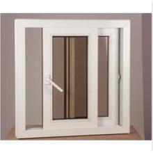 Fenêtre coulissante en aluminium écologique