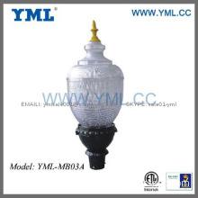 China Post Top Acorn induction light