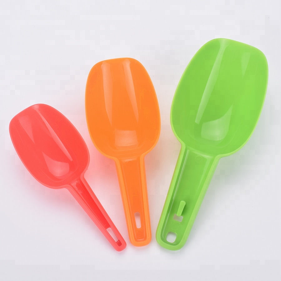 BPA-Free Kitchen Varios colores Ice Scoop Pala