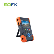"""3.5 inch mini audio test 3.5 """" TFT LCD cctv tester for IP Camera"""