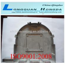 Die fundição ventilador motor caso, alumínio fundição de areia ventilador