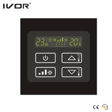 Interruptor táctil del termóstato del acondicionador de aire (SK-AC1000R-2P-NT)