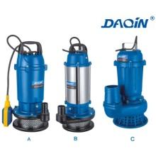 Qdx Aluminium Sewage Submersible Water Pump (QDX2)