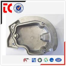 China vendas quentes de alumínio cilindro cobrir personalizado feito die casting com alta qualidade