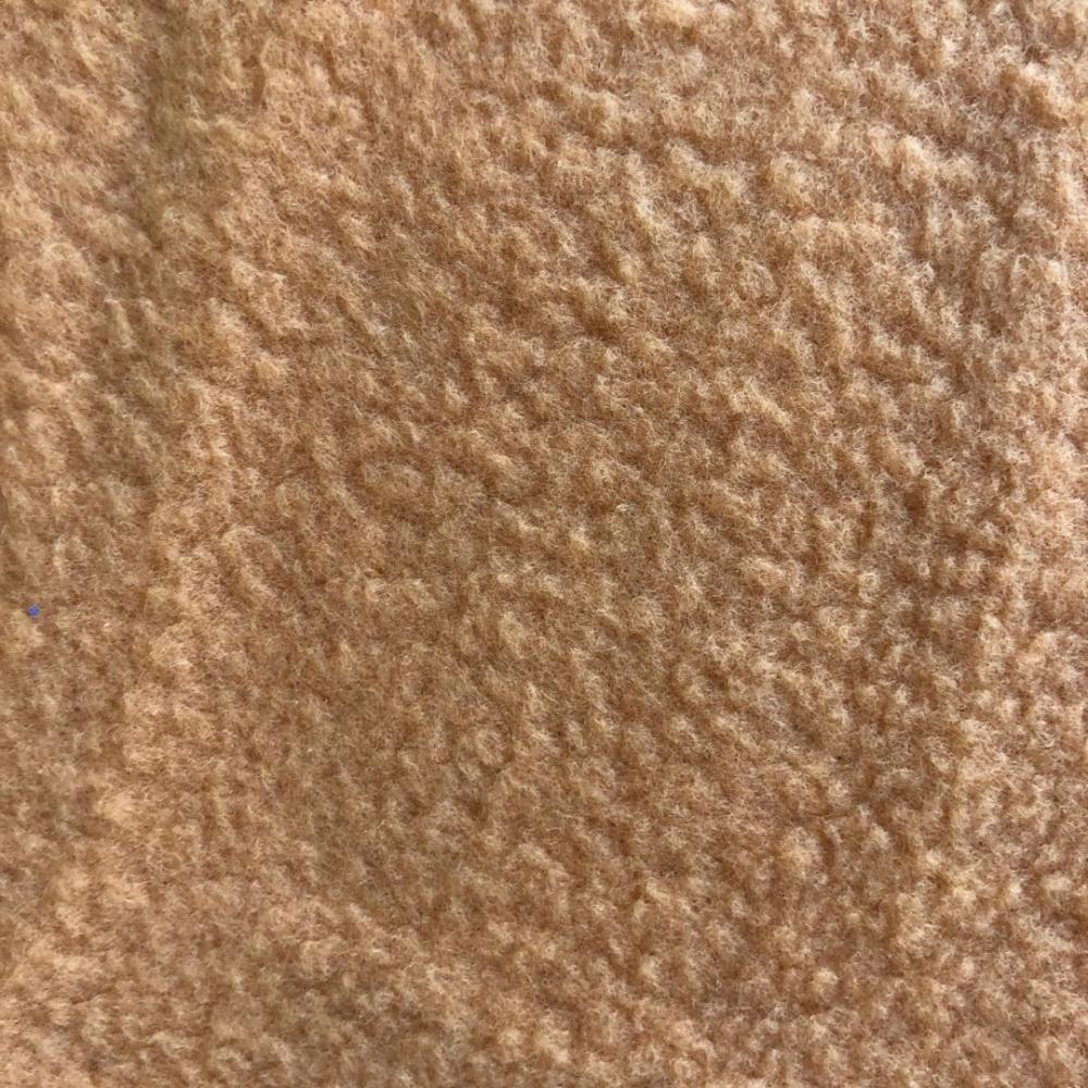 100% polyester dyed micro cheap polar fleece fabric