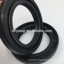 Good Oil and Grease Seal TC Rubber Covered Double Lip dual self-tightening spiral Spring oil seals