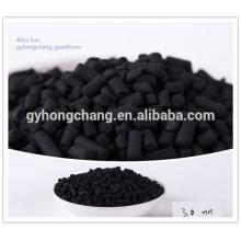 Kohlesäule aus Aktivkohle
