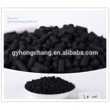 Colonne à charbon de charbon actif