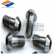 Titanium button head screws ISO7380
