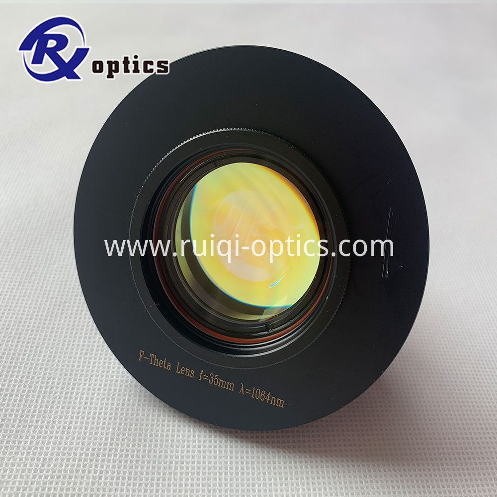 CO2 Doublet F-theta Scan Lenses