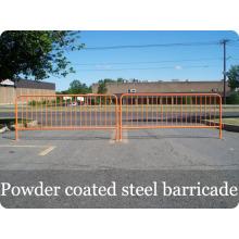 Event Safe Steel Crowd Barricade Barrier