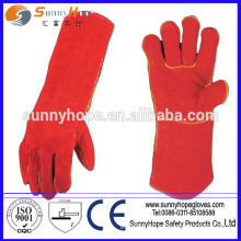 Sunnyhope welding safety gloves with low price