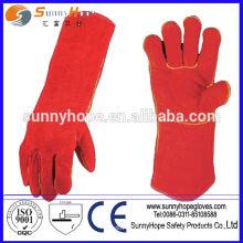 Перчатки для сварки Sunnyhope с низкой ценой