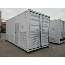 900kw / 1125kVA Type de conteneur Cummins Diesel Engine Generator