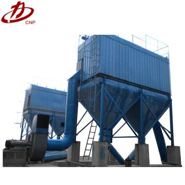 Filtro de bolsa de madera para colector de polvo industrial de cemento