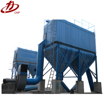 Wood bag filter for cement industrial dust collector