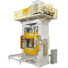 Carretilla de rueda Draw Press Machinery 500t