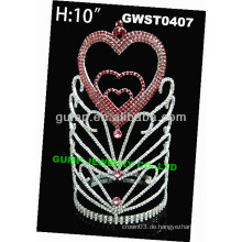 Feiertag Herz Tiara -GWST0407