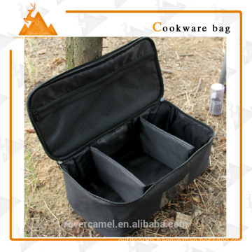 Camping Picnic Cooker Package Carry Bag for Cookware
