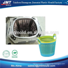 plastic injection basket moud manufacturer