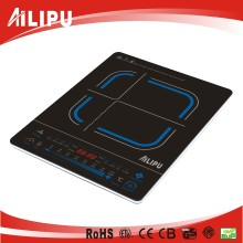 Super Slim Model Slide Touch Control Induction Cooker