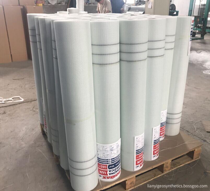 Alkali Resistant Fiberglass Mesh 01