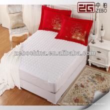 Hotel flache elastische Matratzenschutz / Topper Lieferanten