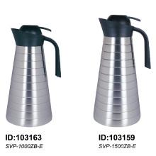 304 из нержавеющей стали вакуумные Изолированная кувшин кофе тепловой кувшин для HoReCa СВП-1000zb-Е