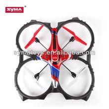 SYMA X6 4 canais RC Drone com 6 eixos construídos em giroscópio 10 sistema drone