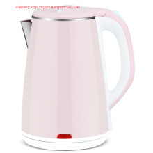 2.5L Big-Size 304 Modern Stainless Steel Insulation Electric Kettle