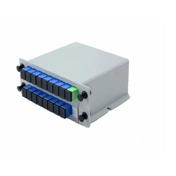 1 16 1 32 FTTH Fiber Optic Lgx Kotak Plc Splitter