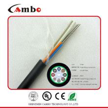 Bester Preis Fiber Optical 2 Core 4 Core 6Core 12 Core 24 Core 48 Core Outdoor Fiber Optical Cable